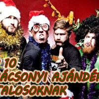 TOP 10 karácsonyi ajándék metálosoknak