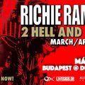 Tavasszal pótolja az elmaradt koncertjét Richie Ramone