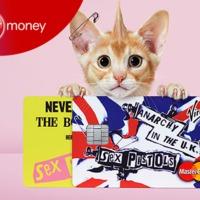 A Sex Pistols eladja magát, de legalább jók a hitelopciók. - Debütál az Anarchy in the UK bankkártya...
