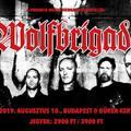 Jön a Wolfbrigade is!
