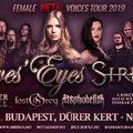 Leaves' Eyes, Sirenia: 5 női-frontos zenekar fogott össze európai turnéjukon, koncert a Dürer kertben