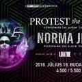 Elmarad a Protest The Hero / Norma Jean buli!