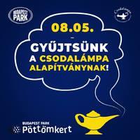 Súlyos beteg gyermekeknek gyűjt a Budapest Park
