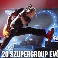 TOP 20 legjobb szupergroup evör