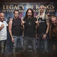 Újra kiadja a Legacy Of Kingst a Hammerfall