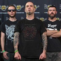 Pig Destroyer és Misery Index tagok Phil mögött - A második Scour kislemez első száma