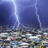 Rock Am Ring - Több, mint 30 sérült a villámlással kísért ítéletidőben