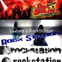 10 éves a RockStation