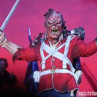 Öt Iron Maiden-téma tekerőlanton