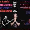 Megkezdődött a győri Concerto For Group And Orchestra jegyek értékesítése