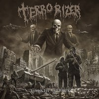 Terrorizer - Caustic Attack (The End Records, 2018)