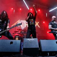 Az Anthrax fog bemelegíteni Budapesten a Slayernek
