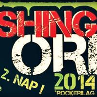 Moshing on Orfű 2014 - 2. nap - Rocknrollazér'lett