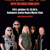 Ez várható: Uriah Heep koncert Budapesten, 2011. október 19én