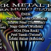 EU Power Metal Festival a Barba Negrában