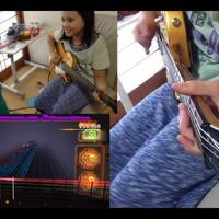 Így kell 10 évesen Pantera-t játszani