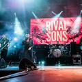 Sziget Warm Up Festival: Rival Sons (US) and Ivan & The Parazol @ Budapest Park