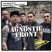 Agnostic Front, Hammerfall, Batushka és Gutalax a Rockmaraton Fesztiválon