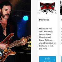 Nézd meg Lemmy-t a Download Fesztiválon!