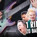 Akikért többféle harang is szól - Metallica-riffet variál Pete Cottrell
