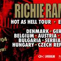 Budapestre jön Richie Ramone