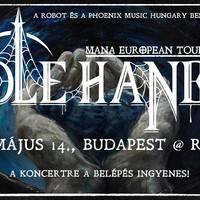 Ingyenes koncertet ad Budapesten az Idle Hands