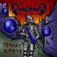 Target Earth - Új Voivod-dal