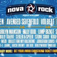 A Megadeth, Jonathan Davis, Billy Idol és Billy Talent is jön a Novarockra