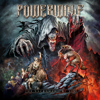 Powerwolf - The  Sacrament Of Sin (Napalm Records, 2018)