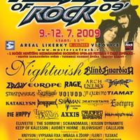 Fesztivál körkép 2009, Masters Of Rock (Vizovice, Csehország)