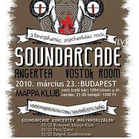Soundarcade koncertek Magyarországon [KONCERTAJÁNLÓ]