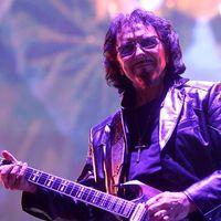 Kórházi részleget adott át Tony Iommi