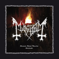 MAYHEM - ATAVISTIC BLACK DISORDER/COMMANDO EP (Century Media, 2021)