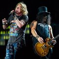 Slash turnéja után jön az új Guns N' Roses-lemez?