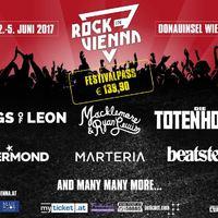 Új nevek a Rock In Vienna Fesztiválra