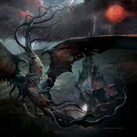 Sulphur Aeon - The Scythe Of Cosmic Chaos (2018, Ván Records)
