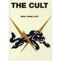 THE CULT: New York City (DVD)