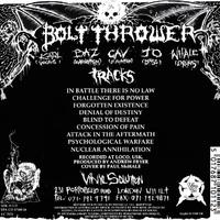 In Battle There Is No Law! - Tiszteletadás az első Bolt Thrower lemeznek
