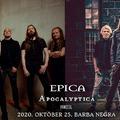 Közösen jön Budapestre az Epica és az Apocalyptica!