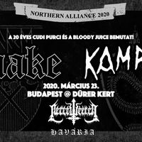 Együtt jön Budapestre a Taake és a Kampfar!