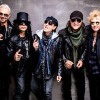 Februárban Budapesten játszik a Scorpions