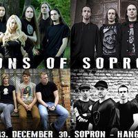 SONS OF SOPRON a Dalriada és a Bloody Roots főszereplésével!