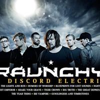 Raunchy - Új lemez októberben