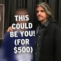 Találkoznál 500 dollárért a kedvenc zenekaroddal?