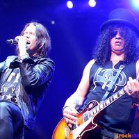 Azt mondják, hogy állítólag lehet, hogy talán majd valamikor... Hogy kész az új Slash-lemez!