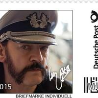 Limitált Lemmy bélyeget ad ki a német posta
