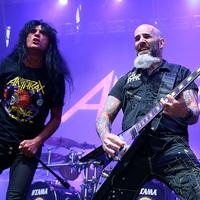 Egy újabb szelet élő Anthrax érkezett