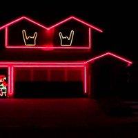 Egy kis karácsonyi metalos csillogás-villogás