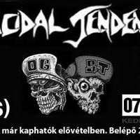 Suicidal Tendencies a West Balkánban