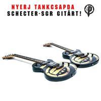 Nyerj egy Tankcsapda gitárt!